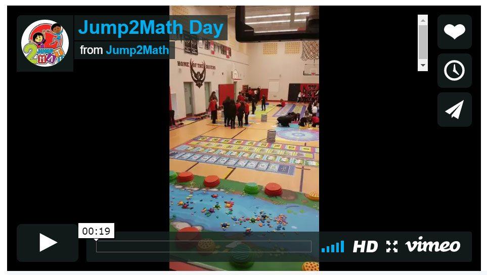 Jump2math day