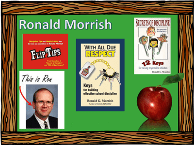 ron-morrish-international-author-speaker-consultant-behaviour-discipline